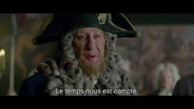 Pirates des caraibes - Extrait 1