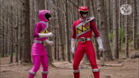 Power Rangers Dino Charge - Episode n°1 - Gulli