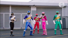 Power Rangers Dino Charge - Episode n°2