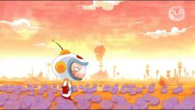 Ptit Cosmonaute - Drôle d'allergie
