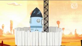 Ptit Cosmonaute - Une rampe flambant neuve