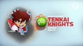 Tenkai Knights - avant-première