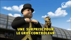 Thomas et ses amis - Une surprise pour le gros contrôleur