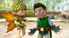 Tree Fu Tom - Les œufs sauteurs - saison 2 épisode 3
