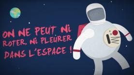 Incroyable Savoir du Jour - Dans l'espace