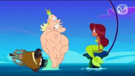 Zig et Sharko - La cour du roi Neptune
