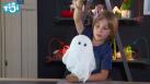 les mini ateliers de TiJi - le fantôme d'Halloween