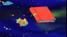 Toupie et Binou, Capitaine toi - le livre (5)