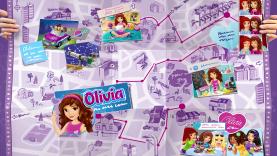 La visite guidée d'Olivia