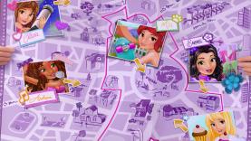 Viens découvrir Heartlake City grâce aux visites guidées !