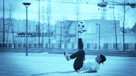 Le Sole Juggling par Fahem