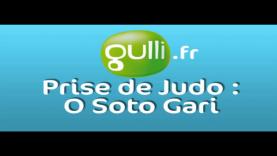 Prise de Judo : O Soto Gari