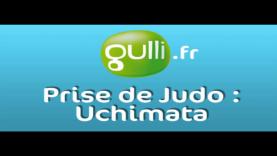 Prise de Judo : Uchimata