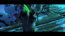 Kung Fu Panda 3 - Extrait - Kai arrive