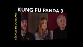 Le doublage de Kung Fu Panda 3