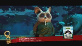 Le Gciné Kung Fu Panda !
