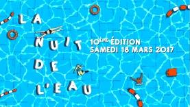 Agenda - La Nuit de L'Eau 2017