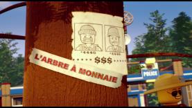 LEGO City- l'arbre à monnaie