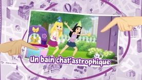 Saison 3 - Ep. 23 - Bain chat'astrophique