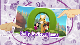 Saison 3 - Ep. 32 - Dollyn le cheval jaune