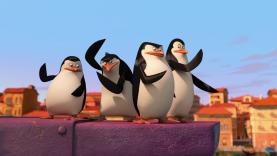 Les Pingouins de Madagascar - La Course-poursuite