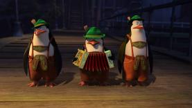 Les Pingouins de Madagascar - La diversion