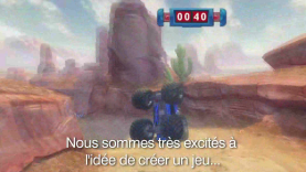 Toy Story 3 - Le jeu - Trailer 2