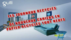 Recycle tes journaux