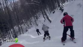 Wazup épisode 6 : Le Trikke ski