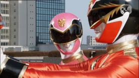 Power Rangers Megaforce  Episode 4