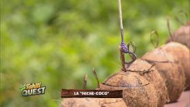 Tahiti Quest - La pêche-coco
