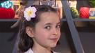 La barrette à fleur