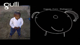 Droits de l'enfance - Portraits - Autoportraits