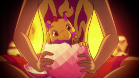 Elves - Les bébés dragons