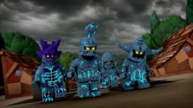 Saison 3 - Le retour de Monstrox - LEGO NEXO KNIGHTS™