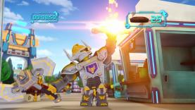 Nexo Knights- Attaque de requin  - webisode 10