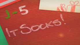 J-5 It's Socks