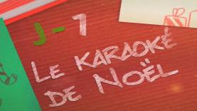 J-7 Le karaoké de Noël