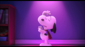Extrait : Snoopy prof de danse