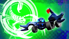Chaos mutant Hot Wheels