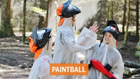 Center Parcs - Paintball