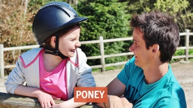 Center Parcs - Poney