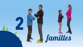 DEFI FAMILY CENTER PARCS : LES FAMILLES