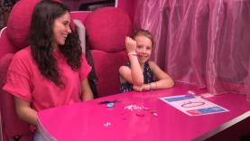 Girl Power Barbie tuto créatif : bijoux