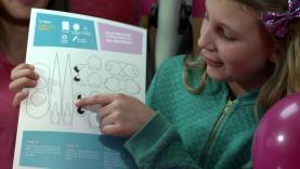 Tuto Barbie Girl Power : Mon ballon personnalisé en animal