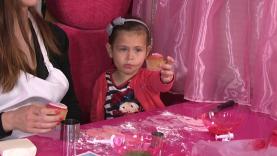 Tuto Barbie Girl Power : Mon goûter de fête