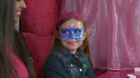 Tuto Girl Power Barbie - Mon maquillage de super-héroïne