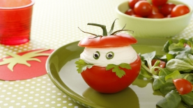 Tomates farcies thon Kiri ® : Mr Incognito
