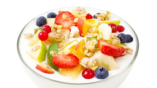 Fromage blanc aux fruits