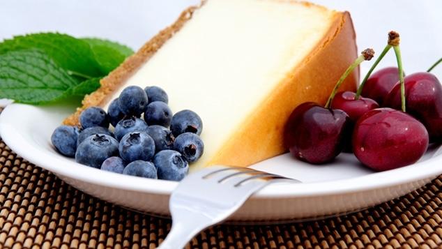 Gâteau au fromage